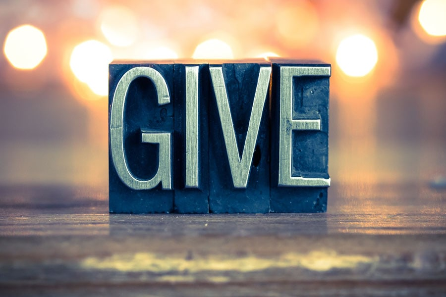 SEVEN THINGS YOU MUST GIVE AWAY IF YOU WANT TO ACHIEVE SUCCESS
